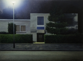 Untitled, 2006, 70-95 cm,  oil on canvas.