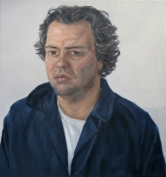 Andre 80-75 cm 2009 Oil on canvas